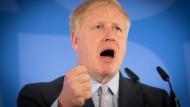 Boris Johnson eröffnet am Mittwoch in London seinen Wahlkampf für den Posten als Parteivorsitzender der Tories.