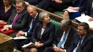 Die Zeit Theresa Mays als Premierministerin neigt sich dem Ende.