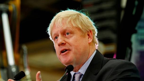 Johnson will Nachfolger Mays werden