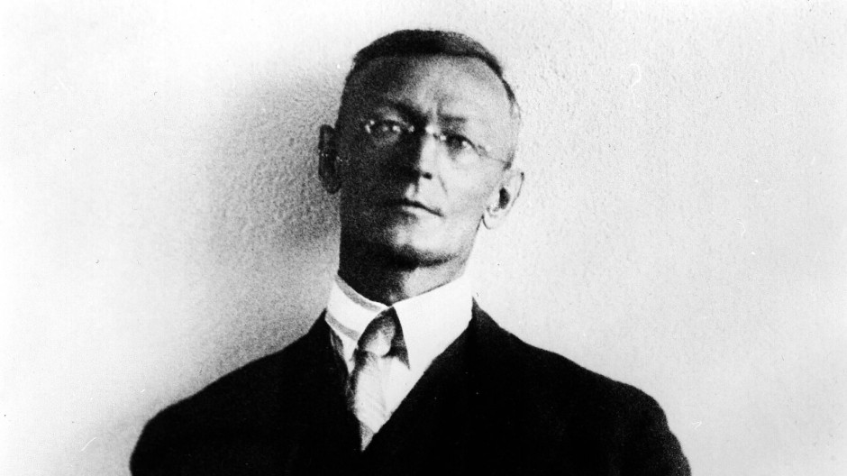 "Hermann Hesse: ""September"""