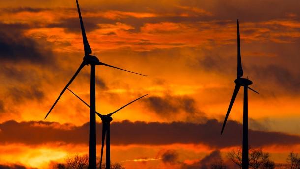 Die Windkraft in der Krise
