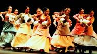 """Gewalttätige Frauen? Das Spanische Nationalballett tanzt das Stück """"Fuenteovejuna"""" nach dem berühmten Drama von Lope de Vega"""