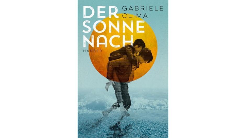 Gabriele Clima: Der Sonne nach. Aus dem Italienischen von Barbara Neeb und Katharina Schmidt. Hanser Verlag, München 2019. 160 S., br., 14,– €. Ab 12 J.