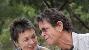 Dein Spiegel sein: Laurie Anderson gegen Lou Reed