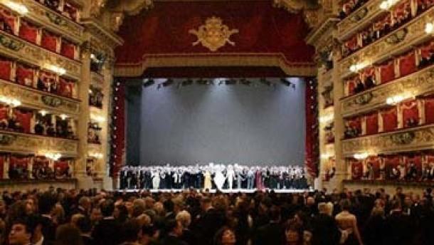 Fiasko milanese: Die Scala taumelt