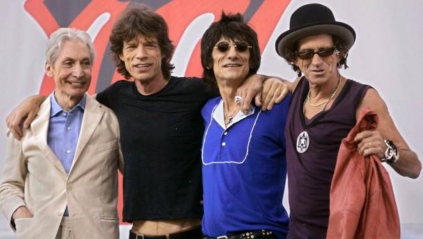 Richards: Stones machen definitiv etwas zu Jubiläum