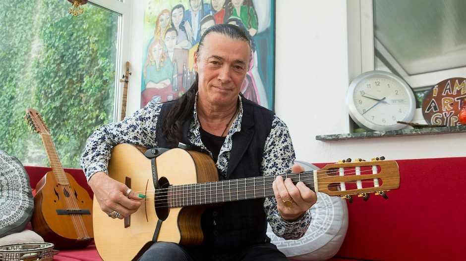 Sinti-Gitarrist Lulo Reinhardt: Der Swing des Lebens