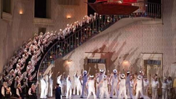 Holländer eröffnet Bayreuth