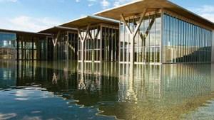 Gigantisches Modern Art Museum wird in Texas eröffnet