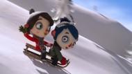 Puppenkinder erobern die Welt