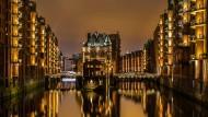 Lebendige Architekturgeschichte – Hamburgs Speicherstadt ist Weltkulturerbe
