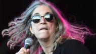 Patti Smith beim Paleo-Festival in Nyon: Ist sie tatsächlich mit den Jahren sanfter geworden?