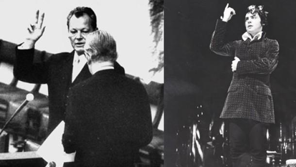 Torquato Tasso trifft Willy Brandt