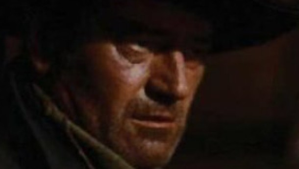 Was will der Reptilienblick John Waynes uns sagen?