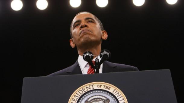 Obama kündigt Militäroffensive an