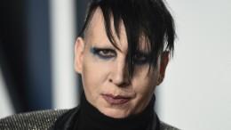 Gericht weist Klage gegen Marilyn Manson zurück