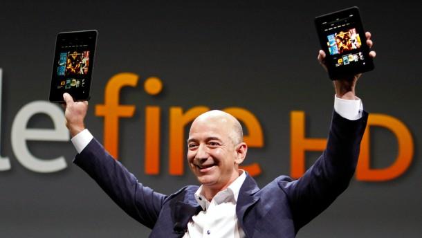 Amazons falsche Charmeoffensive