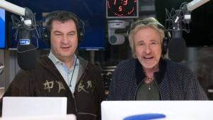 Söder will Reform des Rundfunkbeitrags