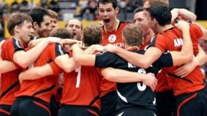 Deutsches Team feiert dritten Sieg