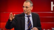 Streitbar, aber nicht dogmatisch: Michael Wolffsohn