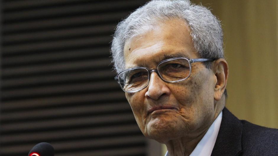 Friedenspreisträger des Deutschen Buchhandels 2020: Amartya Sen