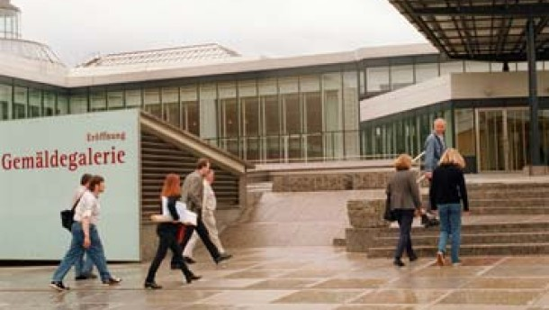 Rumpelkammer: Welche Zukunft für das Berliner Kulturforum?