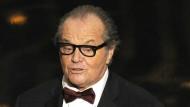 Seit 2010 hat Jack Nicholson in keinem Film mehr mitgespielt.