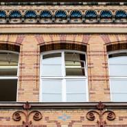 Überlegene deutsche Technologie variabel kippbarer Fenster im Einsatz.