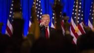 Amerikas Presse macht es Donald Trump leicht
