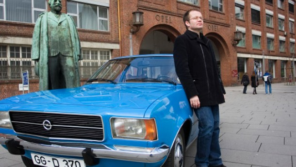Der Opel, den ihr kennt