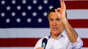 Mitt Romney gewinnt Vorwahl in Washington