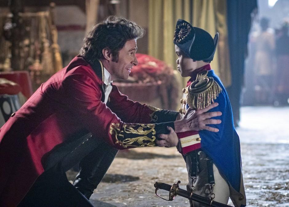Bringt die Königin zum Kichern: Sam Humphrey als Tom Thumb.