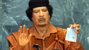 Verschwunden in Gaddafis Kerker