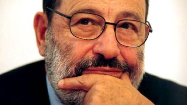 Streichholzbriefchen zünden besser - Umberto Eco 70