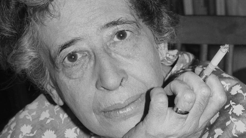 Scharfen Kontroversen wich sie nicht aus: Hannah Arendt in den sechziger Jahren.