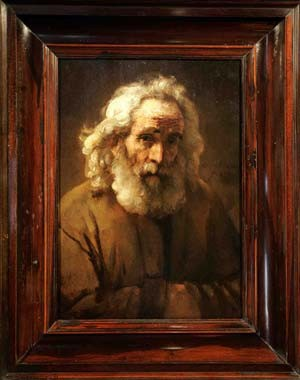 Bilderstrecke zu Niederlande Vier Gemlde als echte Rembrandts