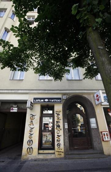 Hier wohnte Bowie in seiner Berliner Zeit