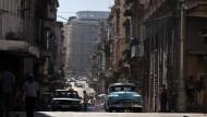 Hier war Goethe nie, und hier kommt er wohl so schnell auch nicht hin: Kuba öffnet sich zwar behutsam, doch Verhandlunsgpartnern mit dem Karibikstaat sei Geduld anempfohlen.