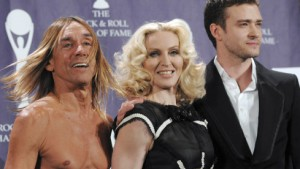 Die neue Rocklegende: Madonna