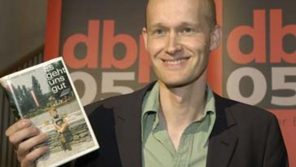 Arno Geiger erhält den Deutschen Buchpreis