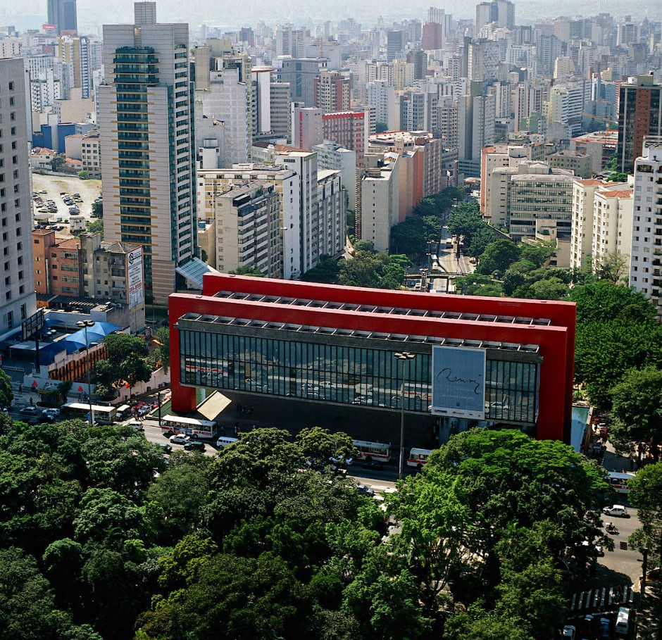 Die Architektin Lina Bo Bardi, die 1968 in São Paolo ein Museum baute, kennt man inzwischen.