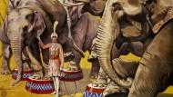Der Krieg verhinderte eine Inszenierung des burlesken Stoffes, in dem ein Totschlag im Zirkusmilieu zum Auflöser einer Artistengemeinschaft wird.