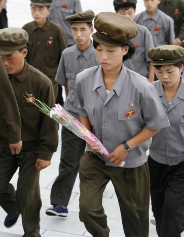 Bildergalerie Fotos Aus Nordkorea Pjongjang Im August Bild 20