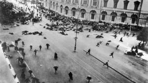 Europäer marschieren nicht aufrecht