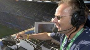 ARD-Endspielkommentator Reinhold Beckmann