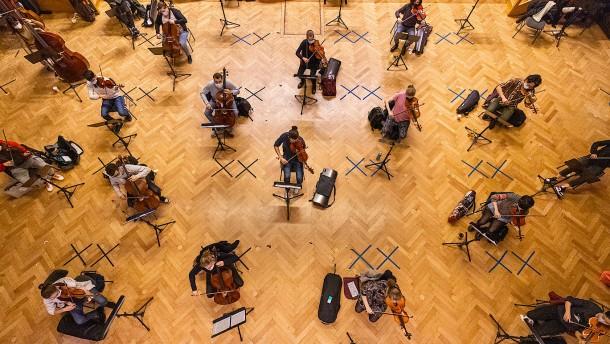 Ein Kammerorchester voller Solisten