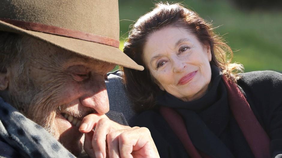 Eine Mann und eine Frau, fünfzig Jahre später: Jean-Louis Trintignant und Anouk Aimée in Claude Lelouchs Film