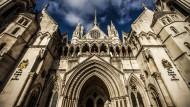 Residenz des Gesetzes: Fälle, die vor den Londoner High Court und damit zu Ian McEwans Familienrichterin kommen, haben es in sich.