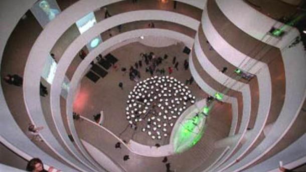 Guggenheim im Sparstrudel