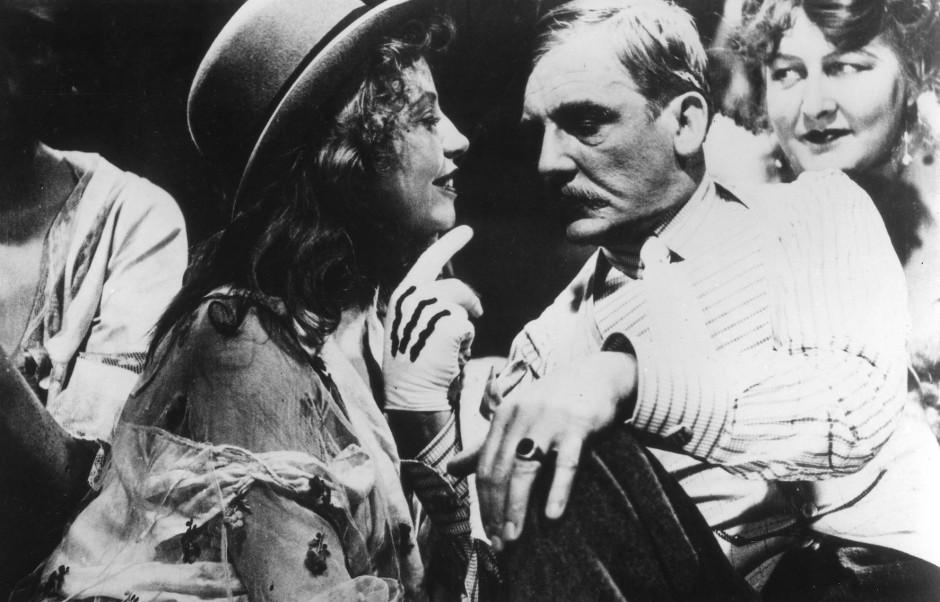 """Bertolt Brecht beklagte, die Verfilmung habe sein politisches Konzept verdorben: Szene aus Georg Wilhelm Pabsts """"Dreigroschenoper"""""""